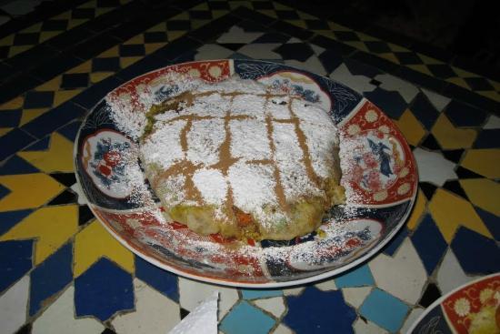 Mille et une nuits : Pastilla