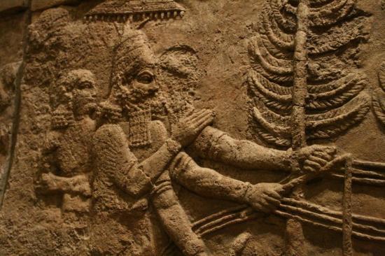 Oriental Institute Museum: Assyrian Gallery