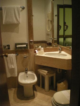 Albergo Santa Chiara: Salle de douche