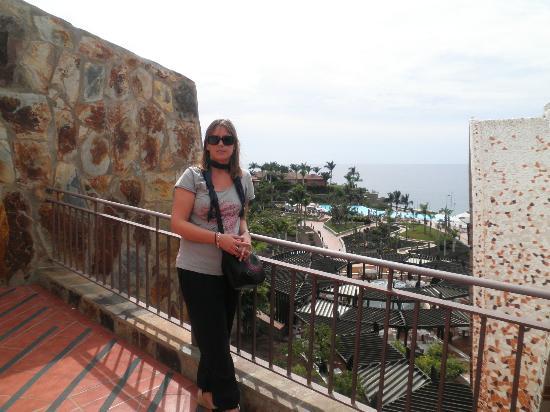 H10 Playa Meloneras Palace: vista hotel