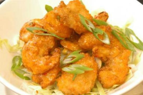 Brother Shuckers: O' Brother Shrimp Appetizer