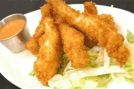 Brother Shuckers: Hand-battered Chicken Tenders
