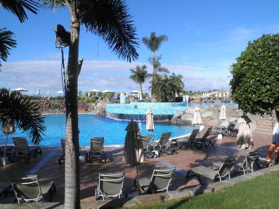 H10 Playa Meloneras Palace: piscina