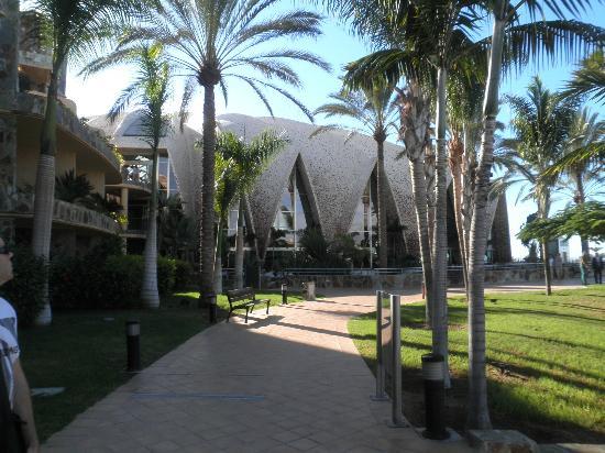 H10 Playa Meloneras Palace: vista 