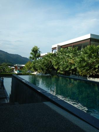 Wyndham Sea Pearl Resort Phuket: One of the many pools
