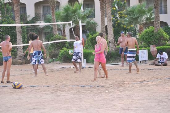 Jaz Mirabel Beach: leisure time :)