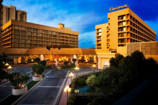 Cinnamon Grand Colombo: Exterior