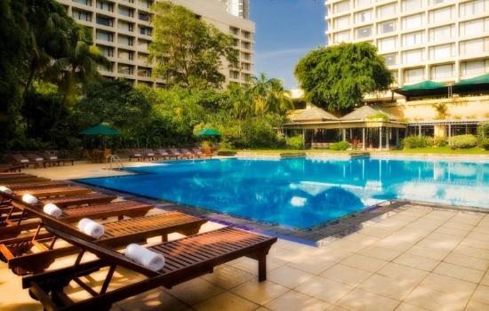 โรงแรมชินนามอน แกรนด์ โคลัมโบ: Pool