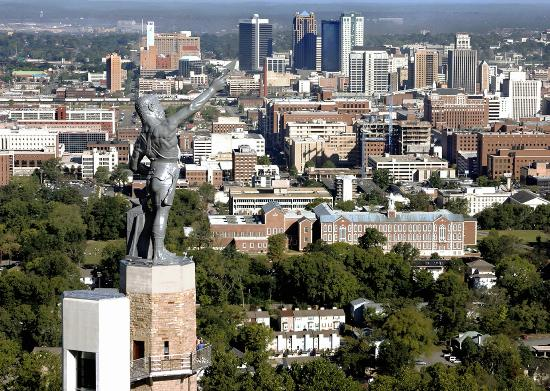 Birmingham, AL: provided by: Vulcan Park and Museum