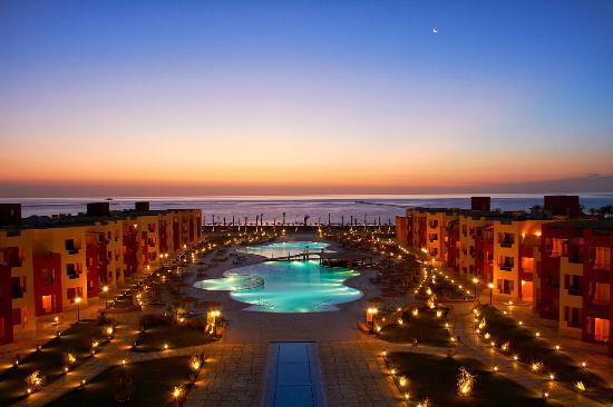 Magic Tulip Beach Resort (Marsa Alam, Egypt) - Hotel