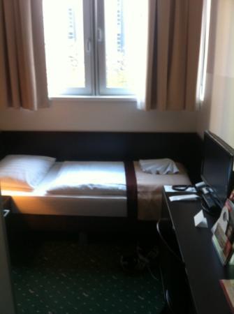 Ivbergs Premium: Einzelzimmer