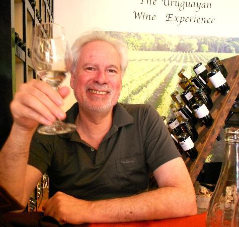 Corchos Bistro y Boutique de vinos: Vinhos do Uruguai