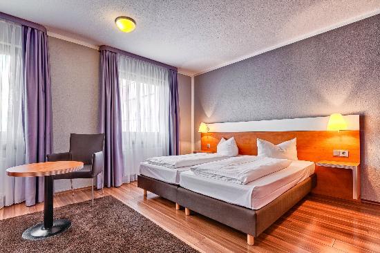 attimo Hotel Stuttgart: Superior Doppelzimmer
