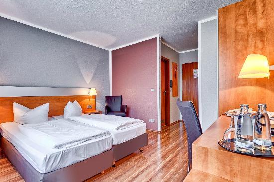 attimo Hotel Stuttgart: Business Doppelzimmer