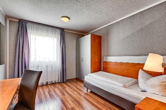 attimo Hotel Stuttgart: Business Einzelzimmer