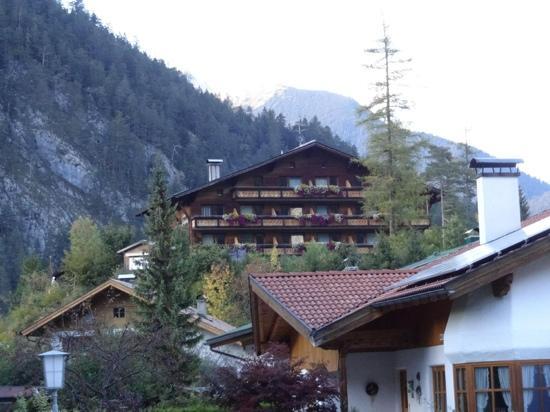 Alpspitz Pension: Haus Alpspitz