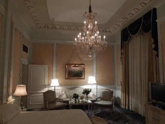 Hotel Imperial Vienna: Junior Suite Nr. 211