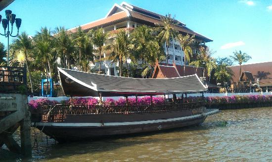 vue de la Chao Phraya