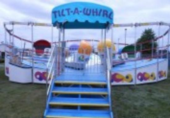 Central Park Fun Land: A Tilt A Whirl
