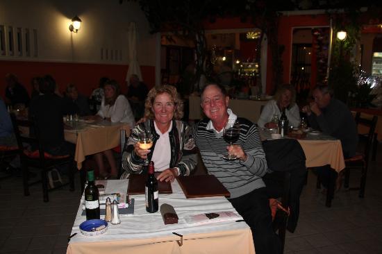 Restaurante Três Coroas: Nice dining area