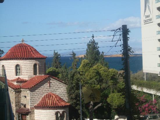 Amarilia Hotel: view from balcony
