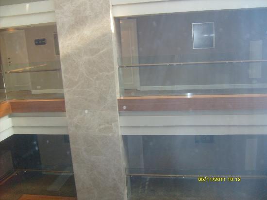 Marigold Termal & Spa Hotel: view in hotel