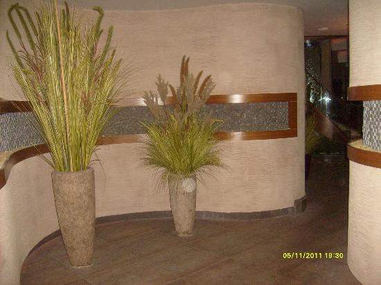 Marigold Termal & Spa Hotel: going to spa