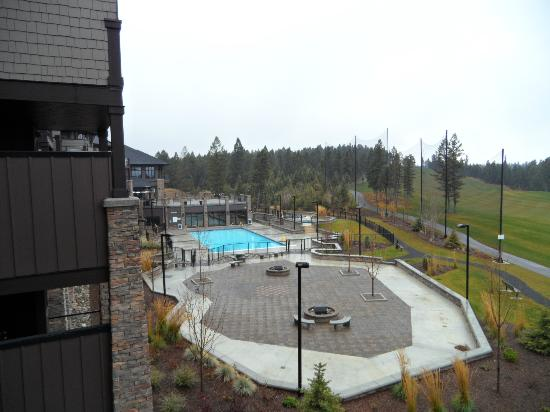 Copper Point Resort: View of the outdoor all season pool