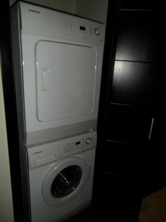 Copper Point Resort: En suite laundry