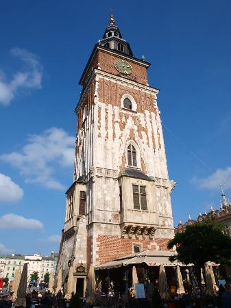 Historic Centre of Kraków: Grodzka Tower (view point)