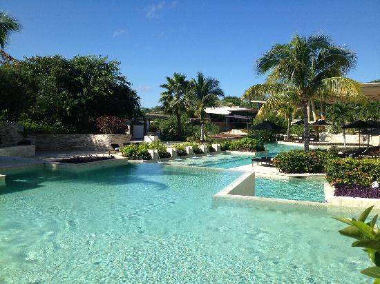 Rosewood Mayakoba: Interior Pool
