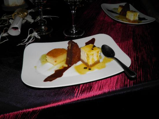 Sanctuary Cap Cana by Playa Hotels & Resorts: Desert at our anniversary dinner