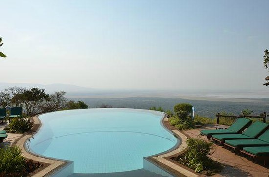 Lake Manyara Serena Lodge: piscine
