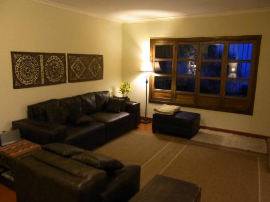 Casa Menta Antigua : Living Room