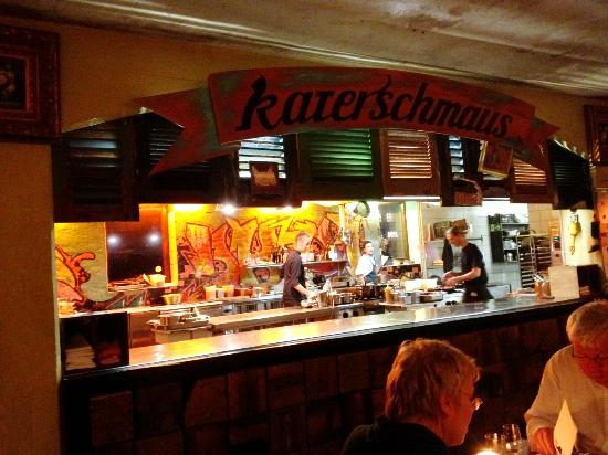 KaterHolzig Berlin: the kitchen