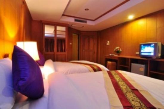 Vennn Home Hotel: Room