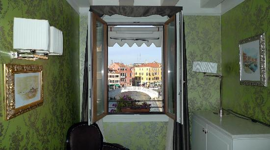 Hotel Moresco: Room with a View!