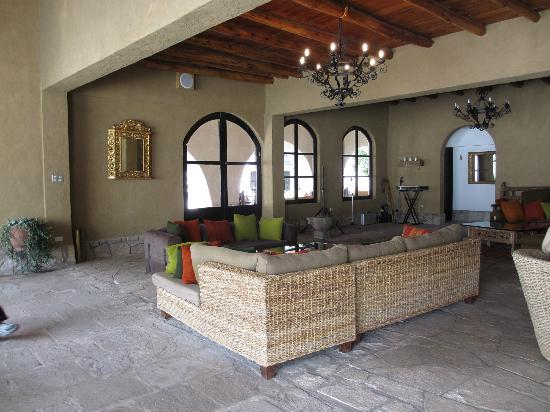 Sonesta Posadas del Inca Sacred Valley Yucay: Lobby area