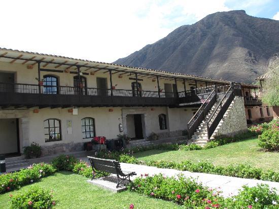 Sonesta Posadas del Inca Yucay: view of the second floor building