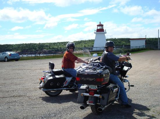 Cabot Trail Motorcycle Retreat: Cape Breton