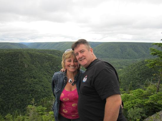 Cabot Trail Motorcycle Retreat: Scenic View Cape Breton