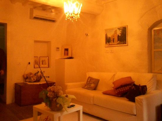 Bed & Breakfast Antiche Mura : Salottino Ofelia