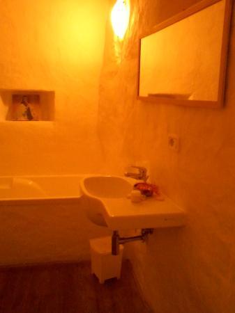 Bed & Breakfast Antiche Mura: Bagno Ofelia
