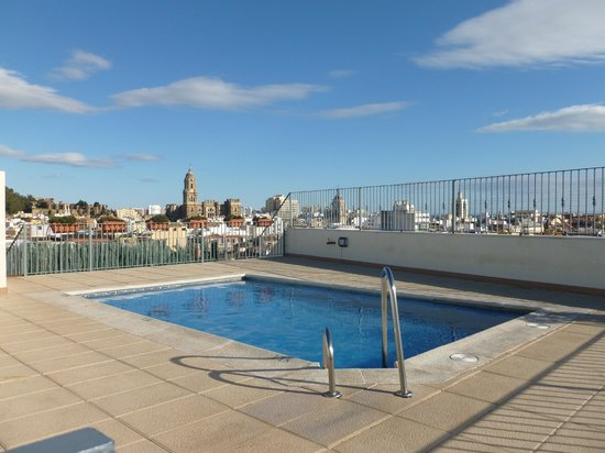 Salles Hotel Malaga Centro: Beautiful Views