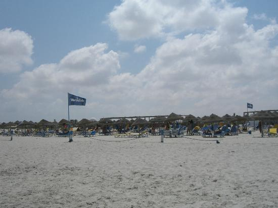 Palais des Iles Djerba Hotel: Spiaggia