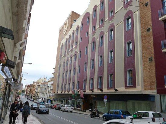 Salles Hotel Malaga Centro: Malaga Centro