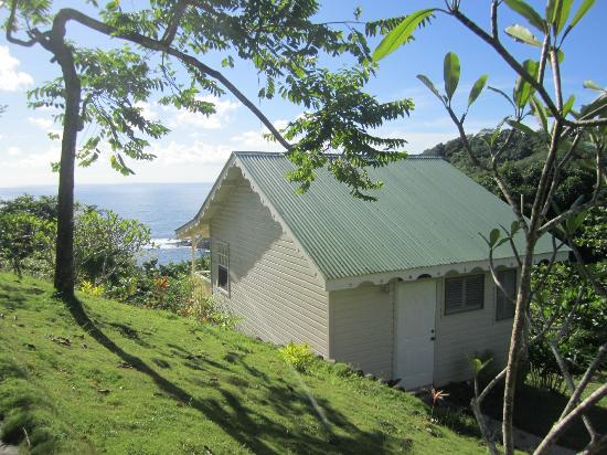 Beau Rive: Our cottage
