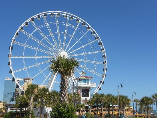 Wyndham Ocean Boulevard: The Sky Wheel in South Myrtle Beach