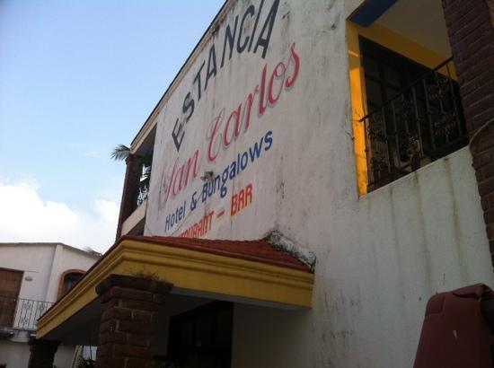 Hotel y Bungalows Estancia San Carlos: estancia San Carlos
