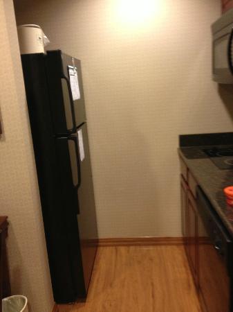 Homewood Suites Miami-Airport West: Cozinha